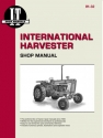 International Harvesters (Farmall) Model 706-2856 Gasoline & Diesel & Model 21206-21456 Diesel Tractor Service Repair Manual