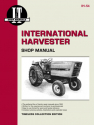 International Harvester (Farmall) 3088, 3288, 3488 Hydro & 3688 Tractor Service Repair Manual