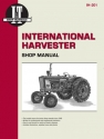 International Harvester (Farmall) 100-IH504 Gasoline & 274-iH504 Diesel Tractor Service Repair Manual