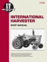 International Harvester (Farmall) Gasoline Model 454-686, 70-80 Hydro & Diesel Model 454-1086 Tractor Service Repair Manual