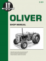 Oliver & Cockshutt 99 & Super 99; Super & Non-Super 66-880; Series 99 GMTC, 950, 990, 995 & Series Super 55, 550 Tractor Service Repair Manual