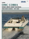 OMC Cobra SX DP-S Duoprop Stern Drive (1994-2000) Service Repair Manual