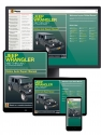 Jeep Wrangler 4-cyl and 6-cyl, 2WD and 4WD (87-17) Haynes Online Manual