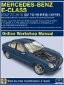 Mercedes-Benz E-Class Diesel (02 to 10) 02 to 59 Haynes Online Manual