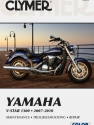 Yamaha V-Star 1300 Series Motorcycle (2007-2010) Service Repair Manual