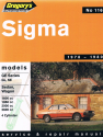 Chrysler Sigma (78 - 80) Gregorys Repair Manual
