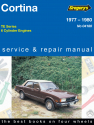 Ford Cortina TE (77 - 80) Gregorys Repair Manual