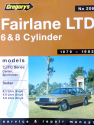 Ford Fairlane and LTD (79 - 82) Gregorys Repair Manual