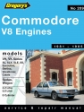 Holden Commodore (81 - 85) Gregorys Repair Manual