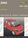 Honda Jazz (02 - 08) Gregorys Repair Manual