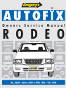 Holden Rodeo (85 - 96)  Gregorys Repair Manual