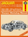 Jaguar MkI & II, 240 & 340 (55 - 69) Haynes Repair Manual