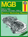 MGB (62 - 80) Haynes Repair Manual