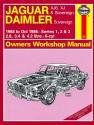 Jaguar XJ6, XJ & Sovereign; Daimler Sovereign (68 - Oct 86) Haynes Repair Manual