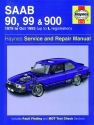 Saab 90, 99 & 900 Petrol (79 - Oct 93) Haynes Repair Manual