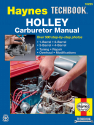 Holley Carburetor Haynes Techbook (USA)