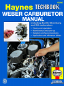 Weber Carburetor Haynes Techbook (USA)
