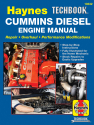Cummins Diesel Engine Performance Haynes Techbook