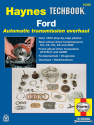Ford Automatic Transmission Overhaul Haynes Techbook (USA)