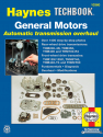 General Motors Automatic Transmission Overhaul Haynes Techbook (USA)