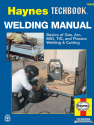 Welding Manual Haynes Techbook (USA)