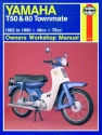 Yamaha T50 & 80 Townmate (83 - 95) Haynes Repair Manual