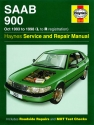 Saab 900 (Oct 93 - 98) Haynes Repair Manual