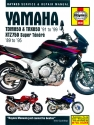 Yamaha TDM850, TRX850 & XTZ750 (1991 - 1999) Haynes Repair Manual
