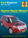 Ford Explorer, 11-17 Haynes Repair Manual