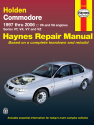 Holden Commodore (97-06) Haynes Repair Manual