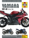 Yamaha YZF-R1 (04 - 06) Haynes Repair Manual