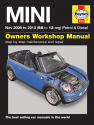 MINI Petrol & Diesel (Nov 06 - 13) Haynes Repair Manual