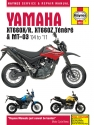 Yamaha XT660 & MT-03 (04 - 11) Haynes Repair Manual