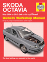 Skoda Octavia Diesel (May 04 - 12) Haynes Repair Manual
