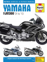 Yamaha FJR1300 (01 - 13) Haynes Repair Manual