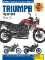 Triumph Tiger 800 (10 - 19) Haynes Repair Manual