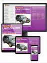 Toyota Land Cruiser Petrol and Diesel (2007-2015) Haynes Online Manual