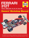 Ferrari 312T Owners Workshop Manual