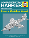 Hawker Siddeley/BAEHarrier Manual (paperback)