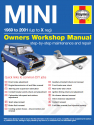 Mini (1969 - 2001) up to X Haynes Online Manual