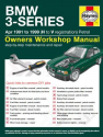 BMW 3-Series Petrol (Apr 91 - 99) H to V Haynes Online Manual