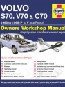 Volvo S70, V70 and C70 Petrol (96 - 99) P to V Haynes Online Manual