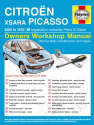 Citroen Xsara Picasso Petrol and Diesel (00 - 02) W to 52 Haynes Online Manual