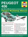 Peugeot 406 Petrol and Diesel (Mar 99 - 02) T to 52 Haynes Online Manual
