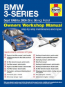BMW 3-Series Petrol (Sept 98 - 06) S to 56 Haynes Online Manual