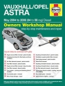 Vauxhall/Opel Astra Diesel (May 04 - 08) 04 to 08 Haynes Online  Manual