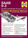 Saab 9-3 Petrol and Diesel (Sept 02 - Sept 07) 52 to 57 Haynes Online Manual