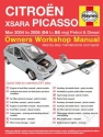 Citroen Xsara Picasso Petrol and Diesel (Mar 04 - 08) 04 to 58 Haynes Online Manual