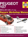 Peugeot 107 Petrol (05 - 11) 05 to 11 Haynes Online Manual