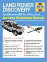 Land Rover Discovery Diesel (Aug 04 - Apr 09) 04 to 09 Haynes Online Manual